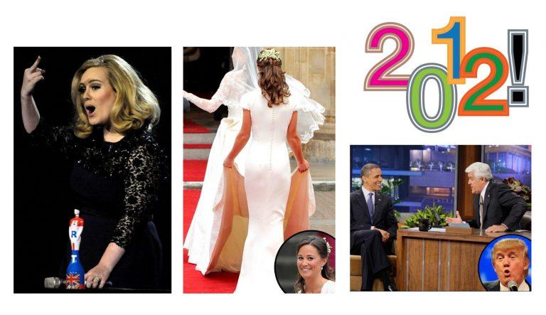 2012: Οι 10 καλύτερες ατάκες διασήμων! | Newsit.gr