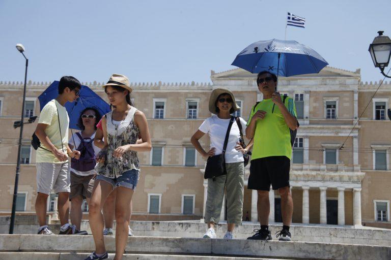 Λιγότεροι τουρίστες το 9μηνο Ιανουαρίου – Σεπτεμβρίου | Newsit.gr