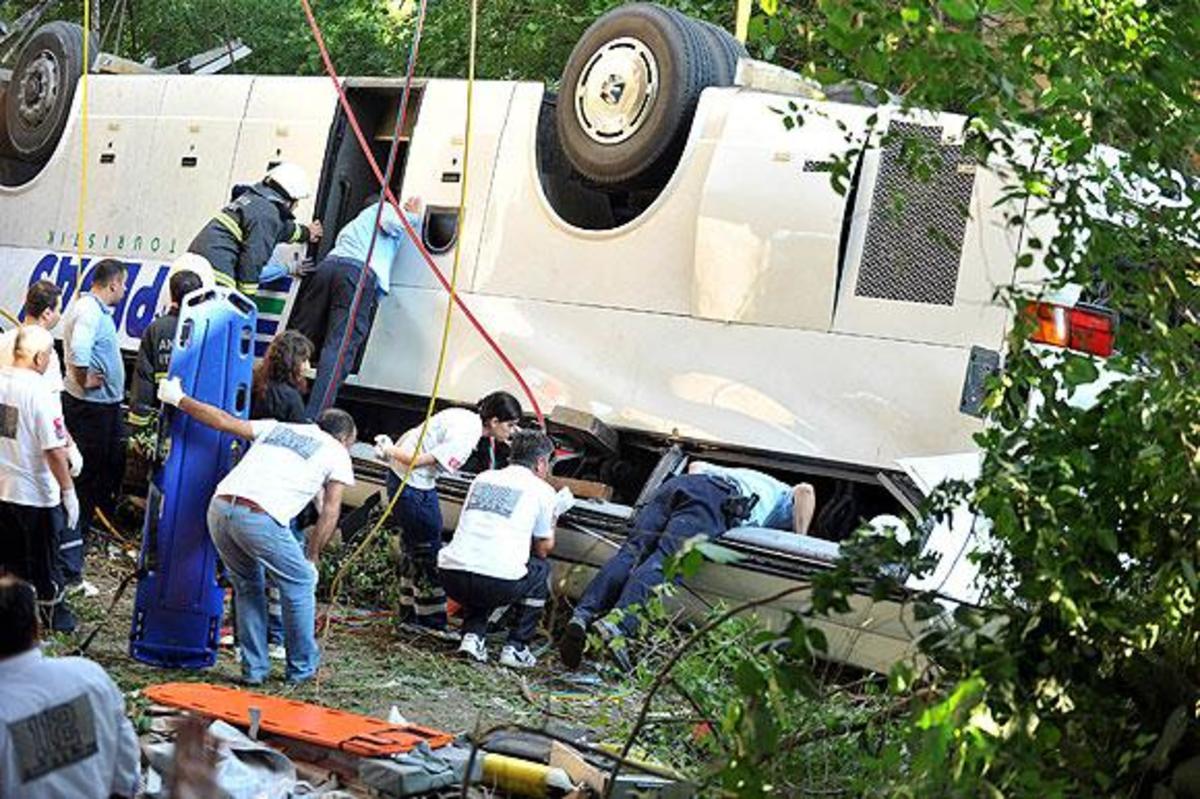 16 ρώσοι τουρίστες νεκροί στην Τουρκία | Newsit.gr