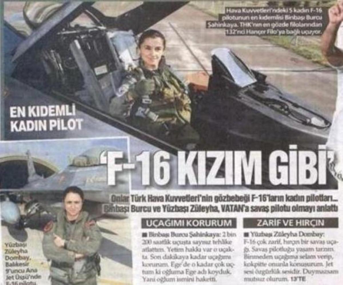 ΒΙΝΤΕΟ: Τουρκάλα πιλότος…βρίσκει σε μιναρέ με το αεροσκάφος της!   Newsit.gr