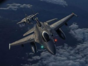 Αερομαχία πάνω απο το Αιγαίο – Συνεχίζει να προκαλεί η Τουρκία