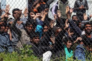Άλλοι 22 πρόσφυγες και μετανάστες πέρασαν στην Τουρκία από τα νησιά του βορείου Αιγαίου