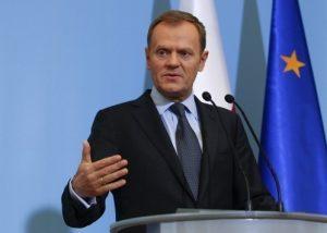 Τουσκ: Οι χώρες που είναι υπό ένταξη στην Ευρωζώνη πρέπει να έχουν λόγο στις μεταρρυθμίσεις