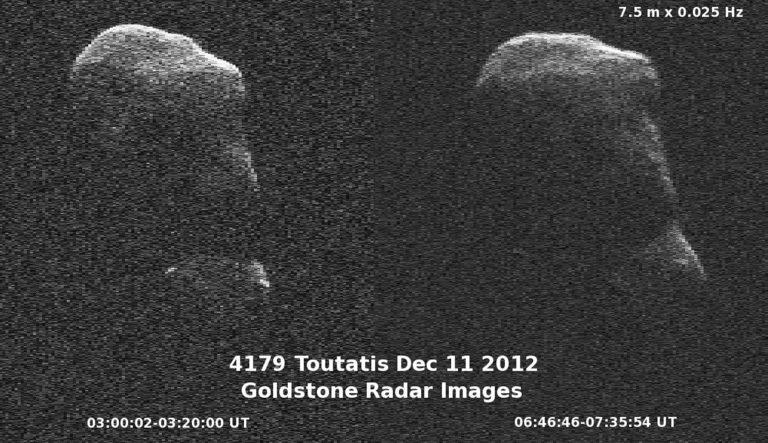 Γνωρίστε τον Τουτάτι, τον αστεροειδή που ίσως κάποτε απειλήσει τη Γη!   Newsit.gr