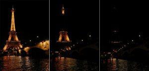 Αγία Πετρούπολη: Στο σκοτάδι θα βυθιστεί ο Πύργος του  Άιφελ προς τιμήν των θυμάτων