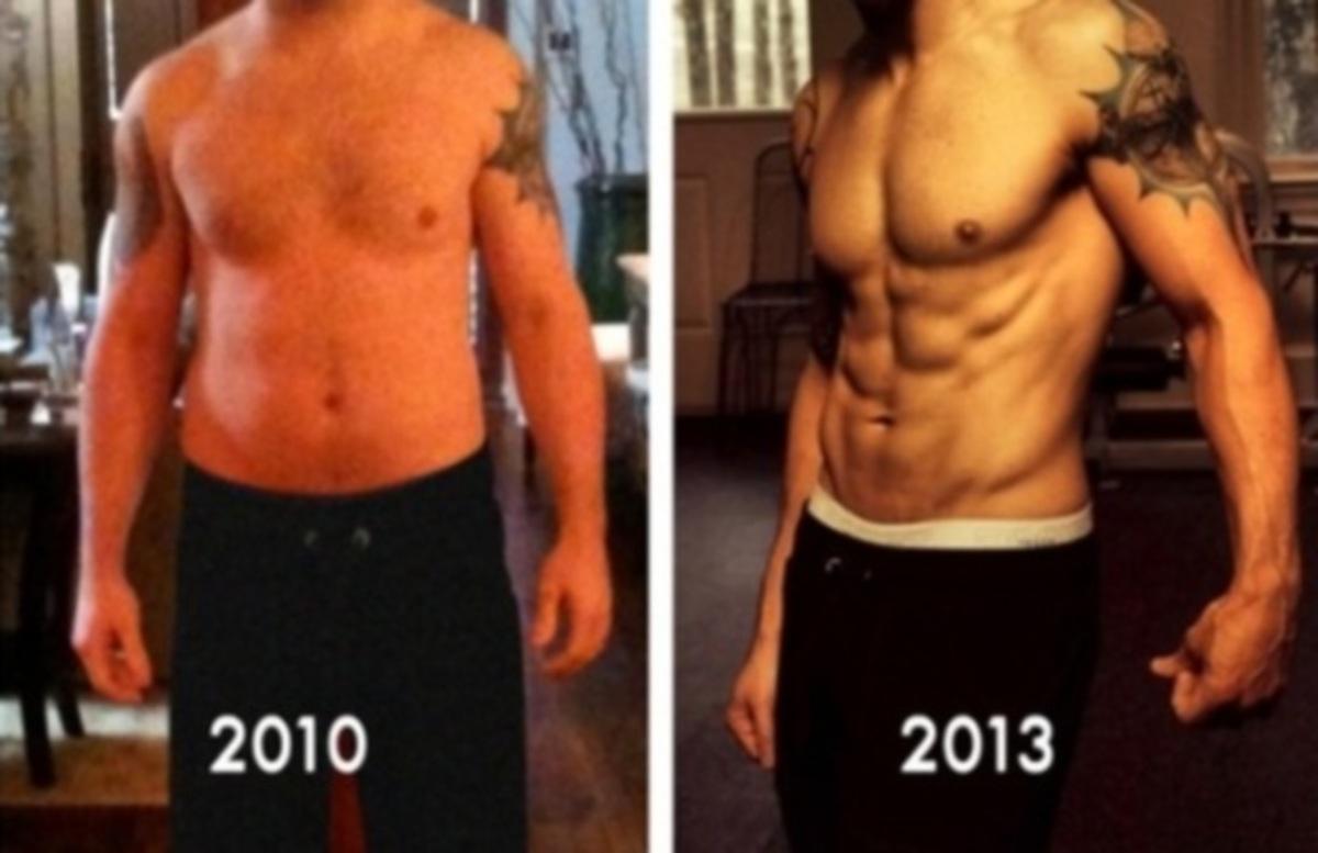 Η απίστευτη αλλαγή στο σώμα γνωστού τραγουδιστή! | Newsit.gr
