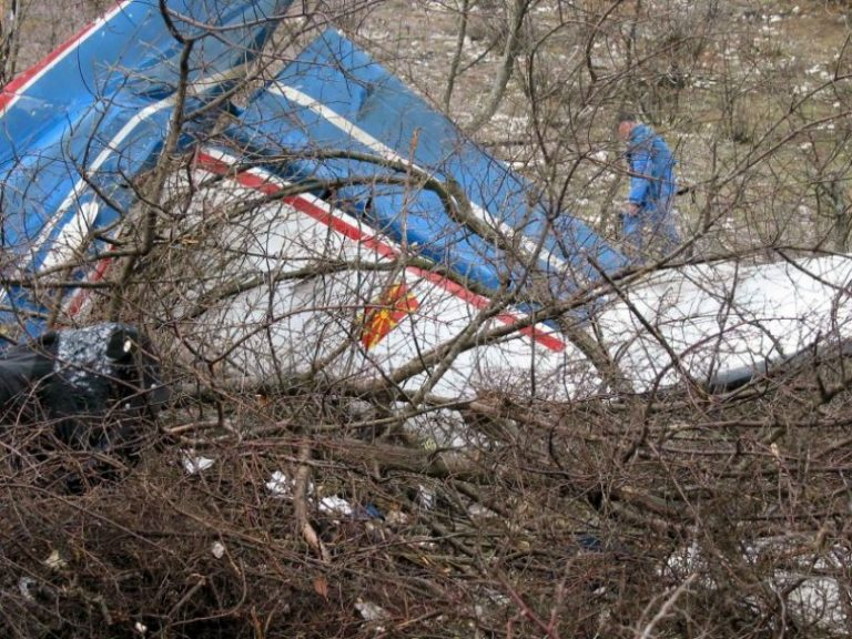 Νέα στοιχεία για το δυστύχημα που στοίχισε τη ζωή στον πρώην πρόεδρο της ΠΓΔΜ   Newsit.gr