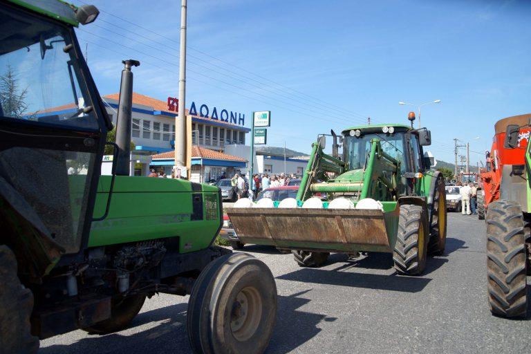 Καταλήψεις στους σταθμούς των διοδίων ετοιμάζουν οι αγρότες   Newsit.gr