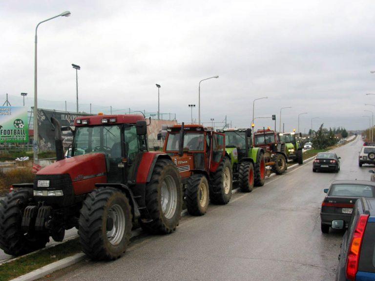 Θεσσαλονίκη: Ζεσταίνουν τα τρακτέρ οι αγρότες | Newsit.gr