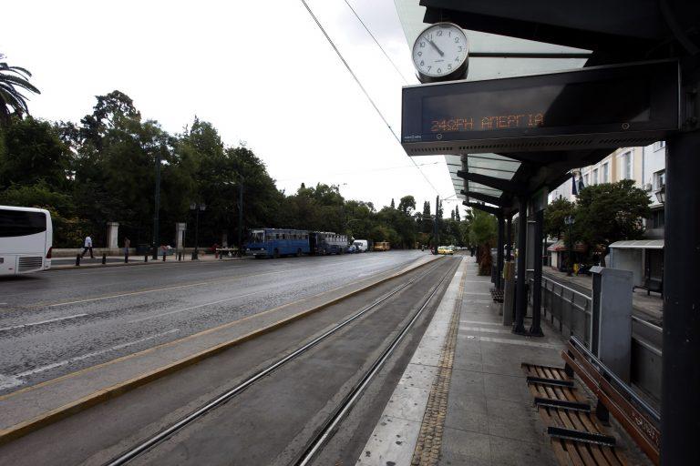 Νέα 24ωρη απεργία την Παρασκευή σε Μετρό, ηλεκτρικό και τραμ   Newsit.gr