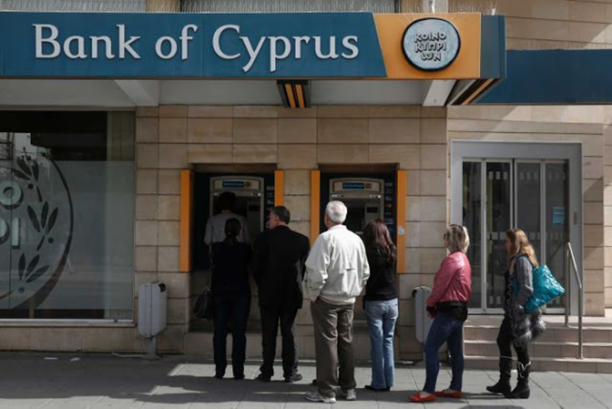 Σαρρής: 25% το κούρεμα των καταθέσεων στην Τράπεζα Κύπρου για πάνω απο 100.000 ευρώ – Μεγάλοι περιορισμοί στις αναλήψεις | Newsit.gr