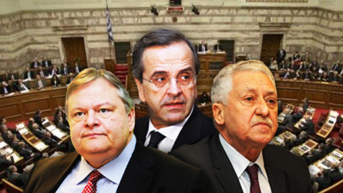 Θα έχουμε αύριο κυβέρνηση; Τι επιδιώκει ο Σαμαράς – Οι όροι του ΠΑΣΟΚ – Ανοικτό το ενδεχόμενο να υπάρχει σχήμα και χωρίς τον ΣΥΡΙΖΑ | Newsit.gr