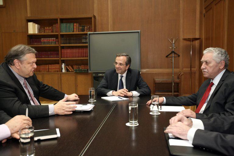 Δεν «έκλεισαν» τα μέτρα – Ολονύχτιες διαβουλέυσεις τρόικας με οικονομικό επιτελείο – Νέα συνάντηση των πολιτικών αρχηγών την Τετάρτη | Newsit.gr