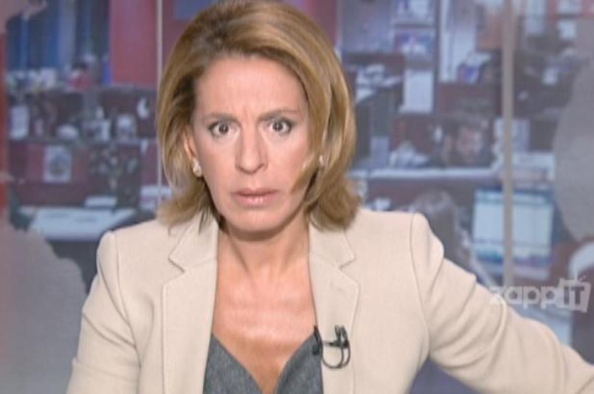 Η Όλγα Τρέμη…κόλλησε! | Newsit.gr