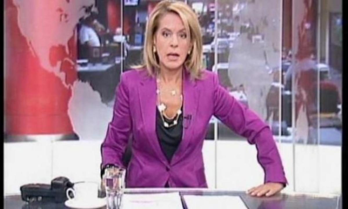 Γιατί έλειπε και σήμερα η Όλγα Τρέμη από το κεντρικό δελτίο ειδήσεων του ΜΕΓΚΑ ; | Newsit.gr