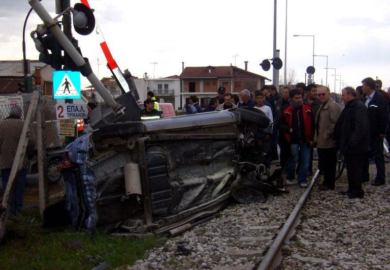Αλεξανδρούπολη: Τρένο παρέσυρε φορτηγό -Μία νεκρή και ένας τραυματίας   Newsit.gr