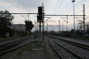 Θεσσαλονίκη: Άνδρας παρασύρθηκε από τρένο και ξεψύχησε στις ράγες