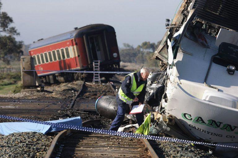 Εκτροχιασμός τρένου στη Σουηδία με 37 τραυματίες | Newsit.gr
