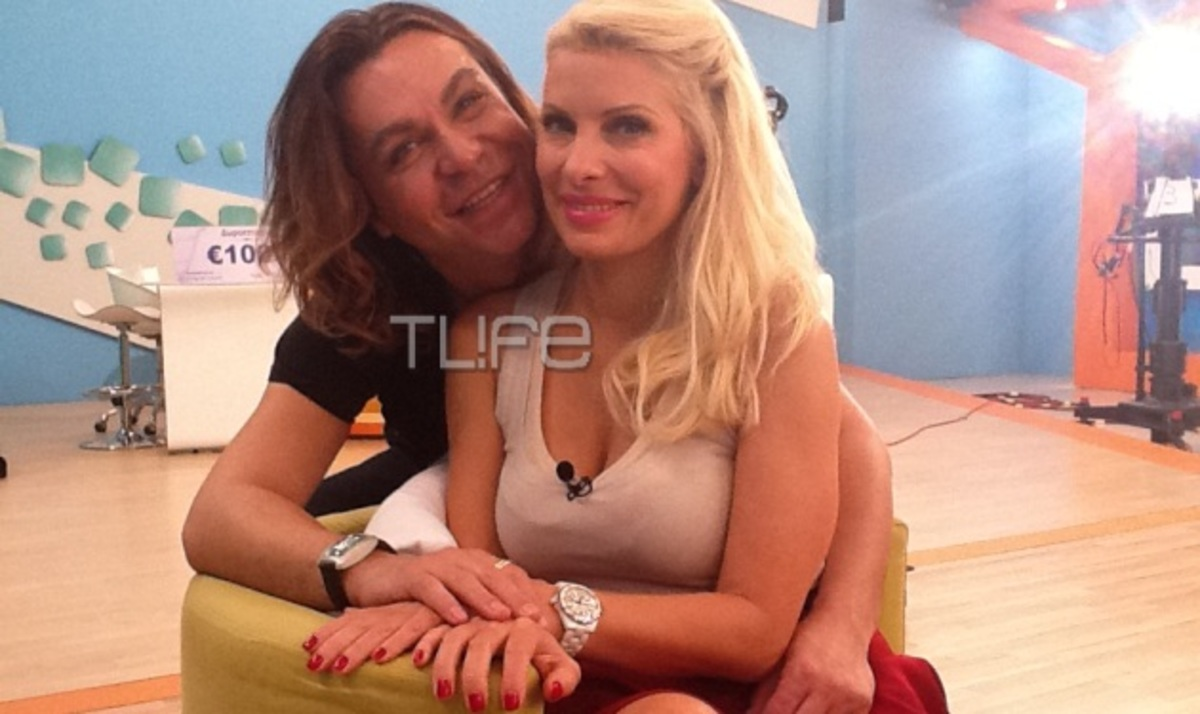 Όταν ο Τ. Σαμαράς συνάντησε την Ελ. Μενεγάκη! Φωτογραφίες   Newsit.gr