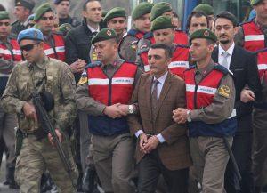 Σόου του Ερντογάν στη δίκη για την απόπειρα δολοφονίας του [pics]