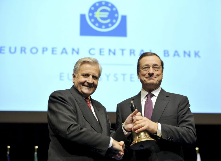 Ο «super Mario» στο τιμόνι της ΕΚΤ – Ποιος είναι ο νέος πρόεδρος της Ευρωπαϊκής Κεντρικής Τράπεζας | Newsit.gr