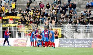 Football League: «Στάση» Άρη στα Τρίκαλα! «Τρένο» ο Απόλλωνας