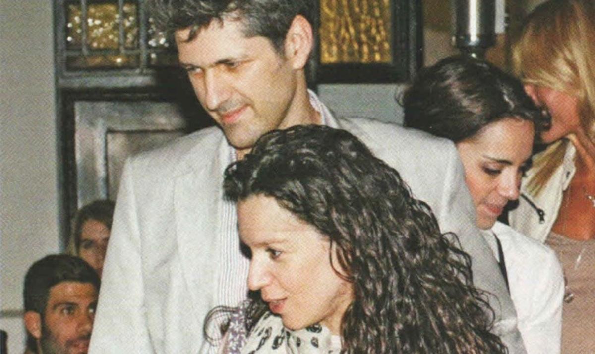 Π. Τρικαλιώτη: Η πρώτη δημόσια εμφάνιση με τη φουσκωμένη κοιλίτσα! | Newsit.gr