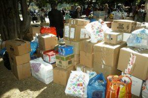 Από σήμερα 24 Οκτωβρίου η 3η διανομή τροφίμων σε δικαιούχους