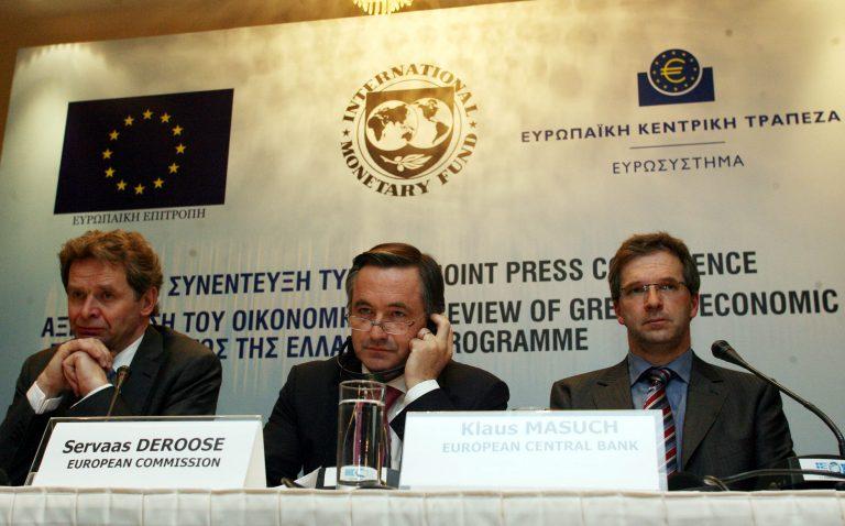 Η τρόικα απαιτεί να μάθει τι γίνεται με τις αποκρατικοποιήσεις – 'Ερχονται νεα μέτρα 4 δισ. ευρώ   Newsit.gr