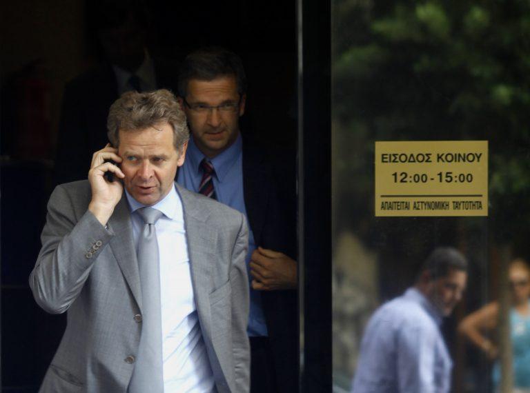 Δραματική τροπή στις συνομιλίες με την τρόικα – Τα «έσπασαν» με Βενιζέλο και αποχώρησαν! | Newsit.gr