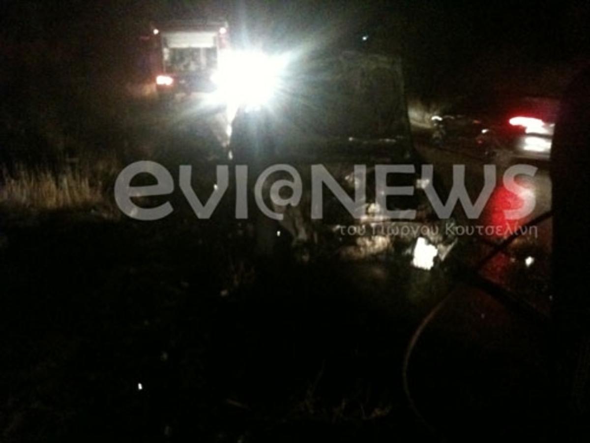 Εύβοια: Κι άλλο αίμα στην άσφαλτο… | Newsit.gr