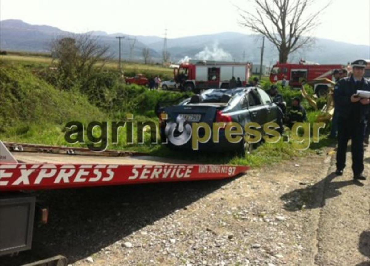 Αγρίνιο: Νεκρός 45χρονος οδηγός που έπεσε σε χαντάκι – ΦΩΤΟ & ΒΙΝΤΕΟ | Newsit.gr