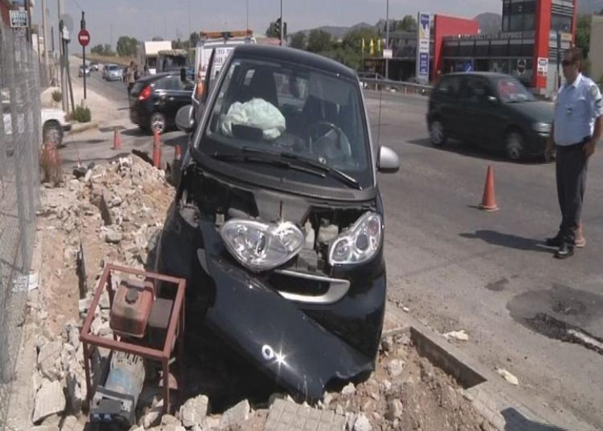 Αχαΐα: Έπαθε καρδιακό επεισόδιο μετά το τροχαίο   Newsit.gr