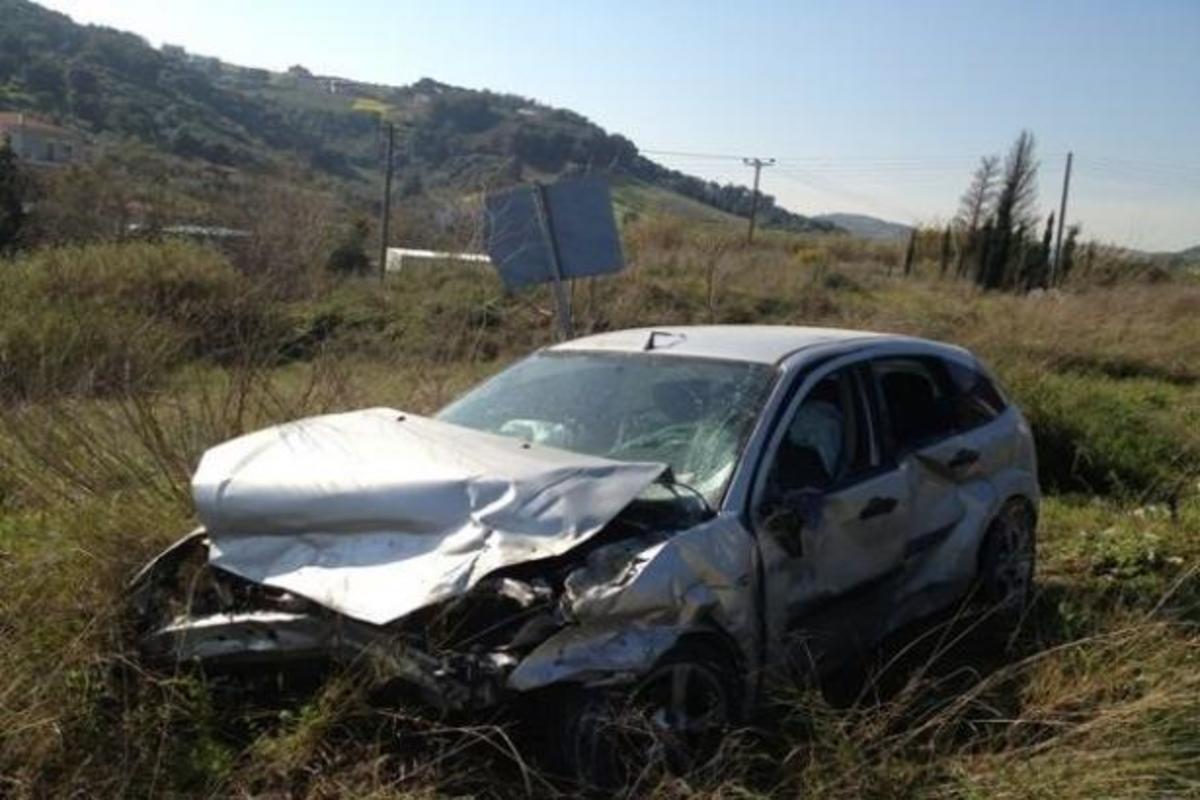 Κρήτη: Σοβαρό τροχαίο στο δρόμο της Μεσαράς | Newsit.gr