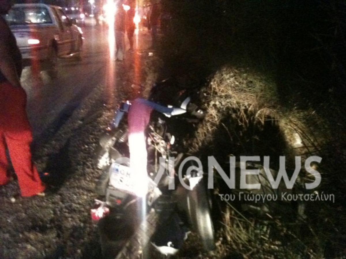 Εύβοια: 45χρονος «έσβησε» στην άσφαλτο | Newsit.gr