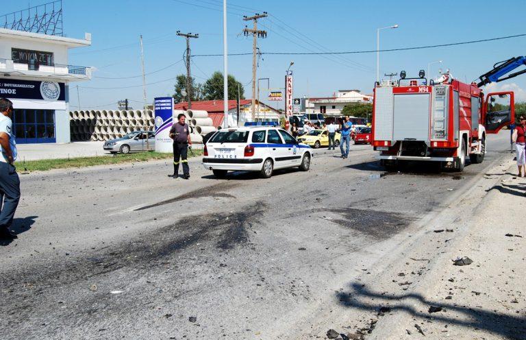 Καλαμάτα: Οικογενειακή τραγωδία στην άσφαλτο   Newsit.gr