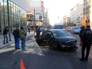 Τροχαίο στην Συγγρού – Μεθυσμένος ο ένας από τους δυο οδηγούς!