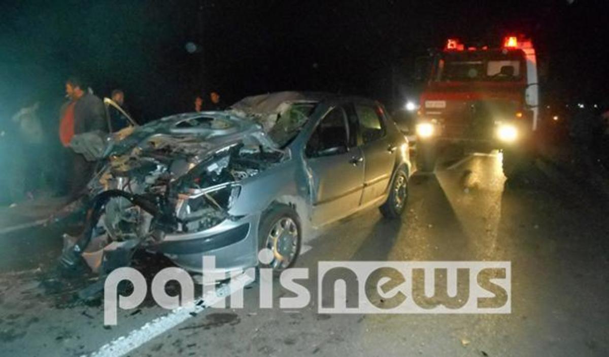 Ηλεία: Συγκίνηση για το αγαπημένο ζευγάρι που σκοτώθηκε ταυτόχρονα – Νέα τραγωδία στην άσφαλτο της Ζαχάρως (Φωτό)! | Newsit.gr