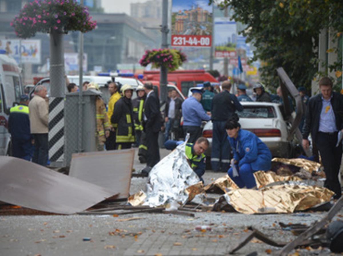 Μόσχα: Οδηγός λεωφορείου σκότωσε επτά άτομα σε στάση   Newsit.gr