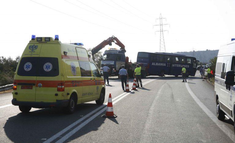 Τύρναβος: Τροχαίο με δύο νεκρούς και τρεις τραυματίες | Newsit.gr