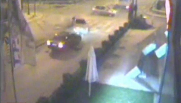 Πάτρα: Τροχαίο που κόβει την ανάσα μπροστά στην κάμερα! | Newsit.gr