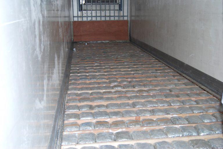 Το φορτηγό ψυγείο ήταν γεμάτο ναρκωτικά – ΦΩΤΟ   Newsit.gr