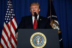 Διάγγελμα Τραμπ: Δικτάτορας ο Άσαντ, ενωθείτε μαζί μας να τελειώσουμε τη σφαγή [pics, vids]