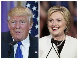 Η προεκλογική μάχη Κλίντον – Τραμπ στη μικρή οθόνη
