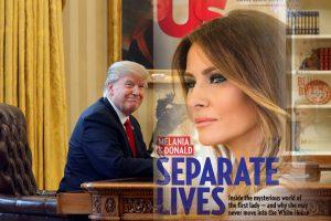 Μελάνια Τραμπ: «Ίσως δεν μετακομίσει ποτέ στον Λευκό Οίκο»