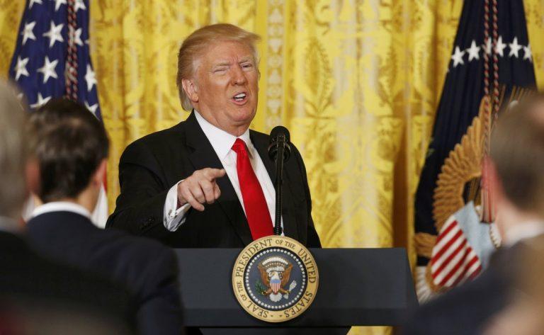 Τραμπ: «Μαλλιά κουβάρια» με εβραίο δημοσιογράφο και «κεραυνοί» εναντίον των media! | Newsit.gr