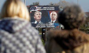 Ανοιχτή γραμμή Τραμπ – Πούτιν ένα χρόνο πριν από τις εκλογές! «Καίνε» τον Λευκό Οίκο οι New York Times