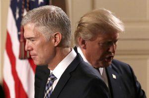 Ένας 49χρονος ο εκλεκτός Τραμπ για το Ανώτατο Δικαστήριο των ΗΠΑ