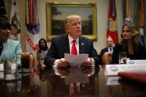 Μνήμες Watergate – Ο Τραμπ έγινε Νίξον!
