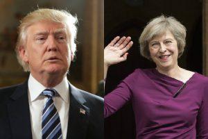 Τραμπ: Πότε υποδέχεται την Μέι στον Λευκό Οίκο